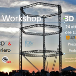 3D I LIKE – 24.10.2017 – Workshop a Padova