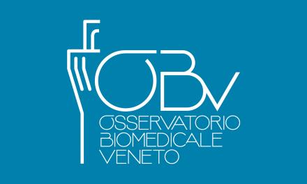 Nuovo logo per l'Osservatorio Biomedicale Veneto