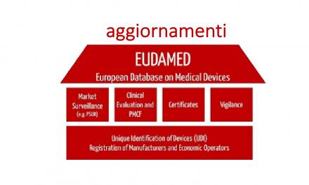 Aggiornamenti EUDAMED – Piano per ilroll-out– Revisione linea guida MDCG 2021-13